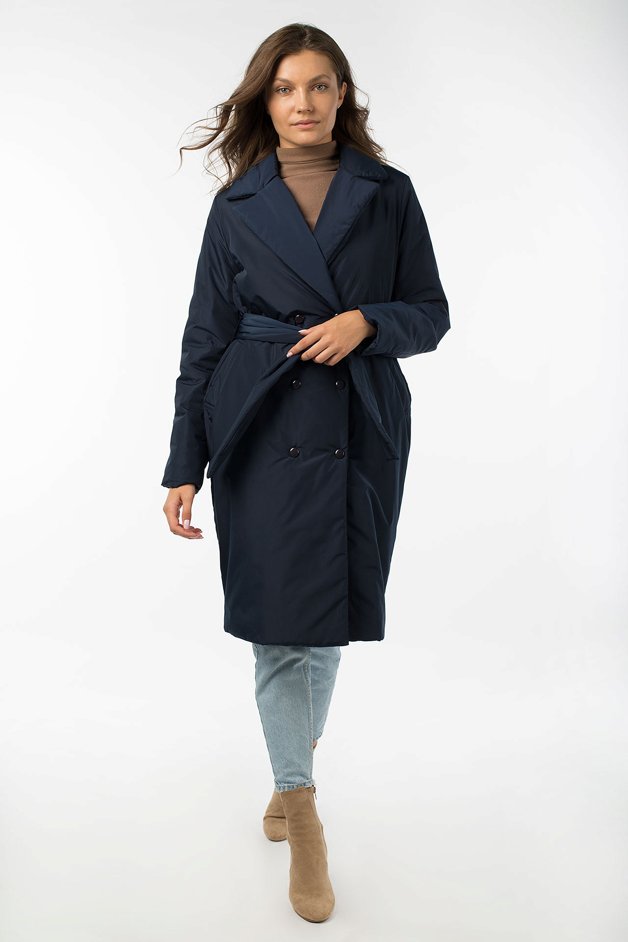 Куртка женская демисезонная (термофинн 150)